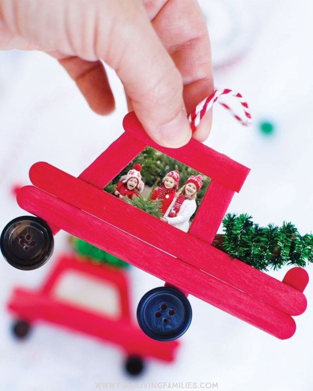 Amazing Diy Christmas Ornaments Ideas 32
