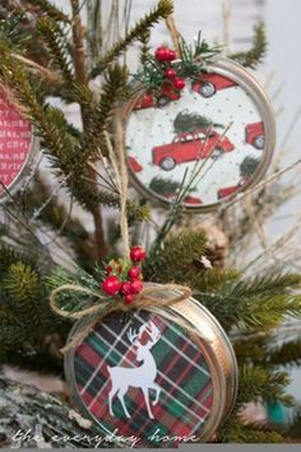 Amazing Diy Christmas Ornaments Ideas 38