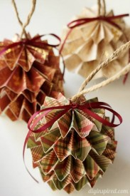 Amazing Diy Christmas Ornaments Ideas 43