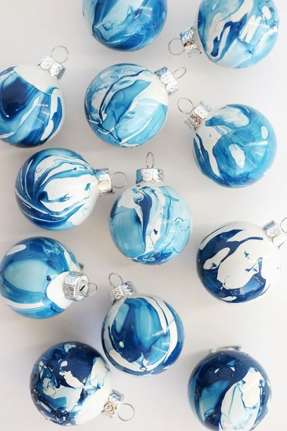 Amazing Diy Christmas Ornaments Ideas 51