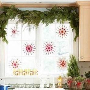 Awesome Christmas Kitchen Decor Ideas 45