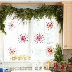 Awesome Christmas Kitchen Decor Ideas 45