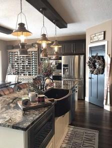 Awesome Christmas Kitchen Decor Ideas 48
