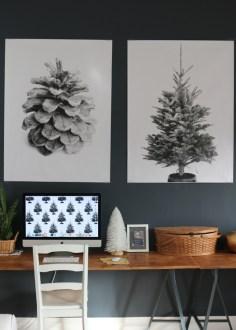 Awesome Scandinavian Christmas Decor Ideas 38