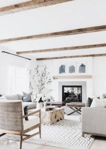 Beautiful Neutral Living Room Ideas 37