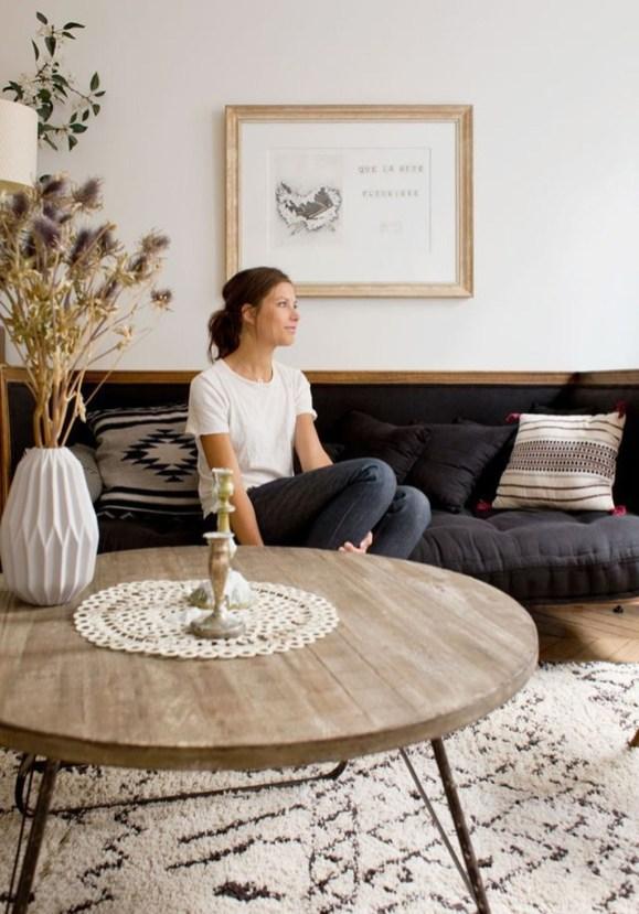Beautiful Neutral Living Room Ideas 48