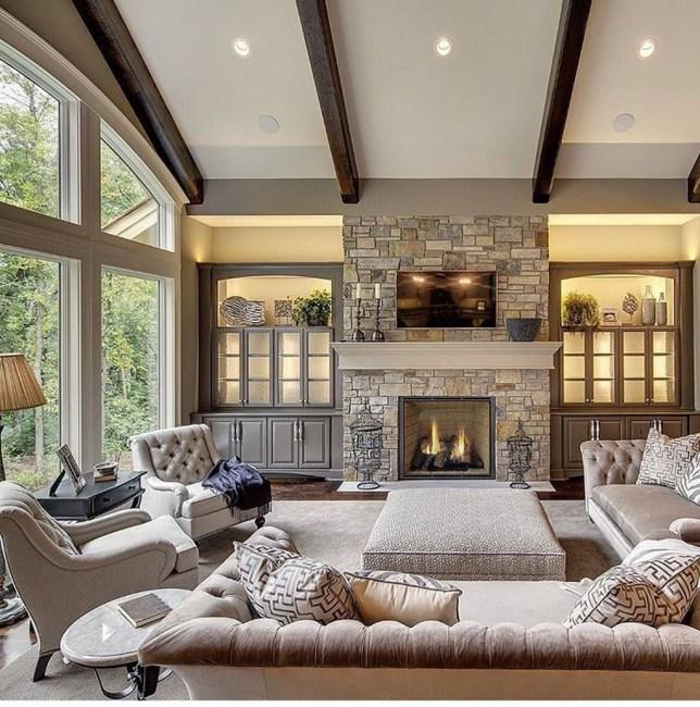 Beautiful Neutral Living Room Ideas 50