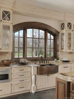 Best Farmhouse Kitchen Sink Ideas 08