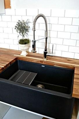 Best Farmhouse Kitchen Sink Ideas 16
