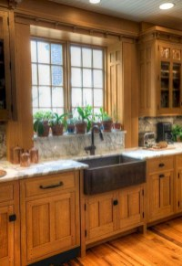 Best Farmhouse Kitchen Sink Ideas 21