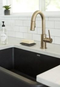 Best Farmhouse Kitchen Sink Ideas 45