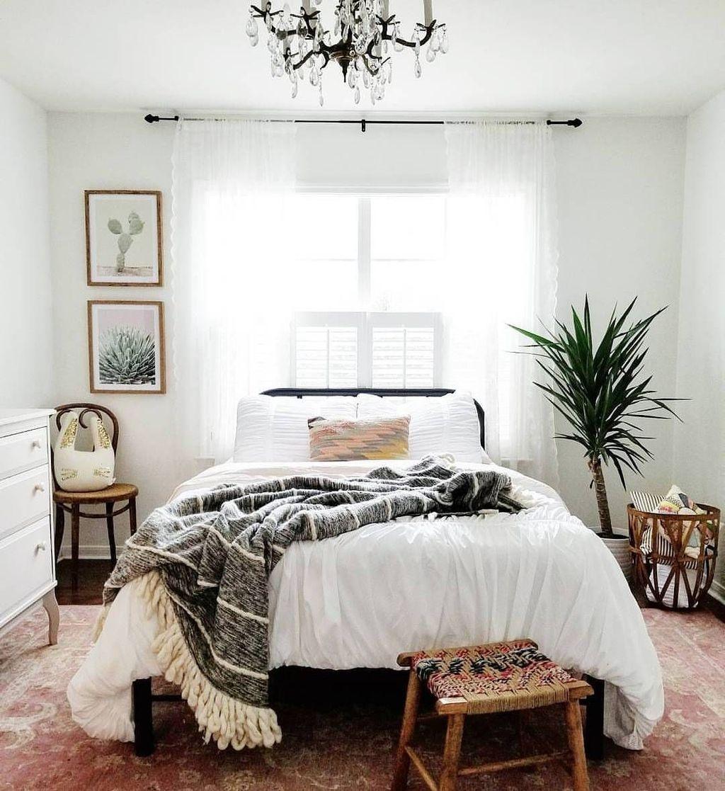 Creative Bohemian Bedroom Decor Ideas 07
