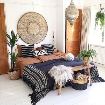 Creative Bohemian Bedroom Decor Ideas 43