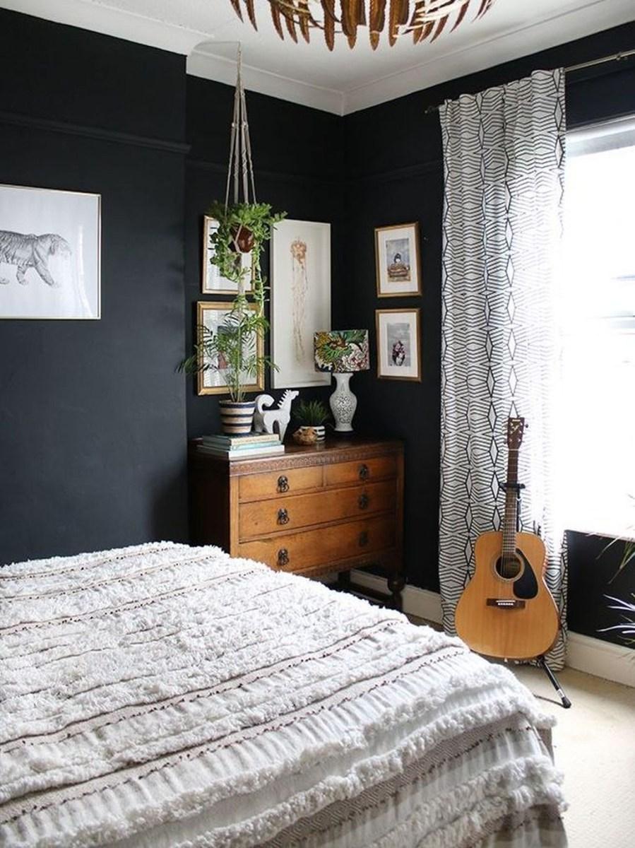 Creative Bohemian Bedroom Decor Ideas 49