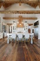 Cute Farmhouse Kitchen Remodel Ideas 48