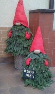 Cute Outdoor Christmas Decor Ideas 04