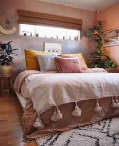 Elegant Bohemian Bedroom Decor Ideas 33