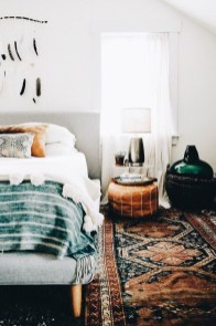 Elegant Bohemian Bedroom Decor Ideas 42