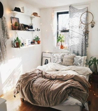 Elegant Bohemian Bedroom Decor Ideas 47