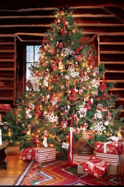 Extraordinary Christmas Tree Decor Ideas 41