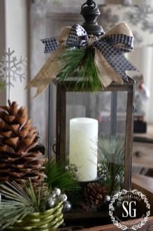 Fascinating Farmhouse Christmas Decor Ideas 18
