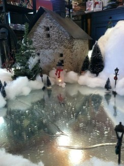 Pretty Diy Christmas Fairy Garden Ideas 12