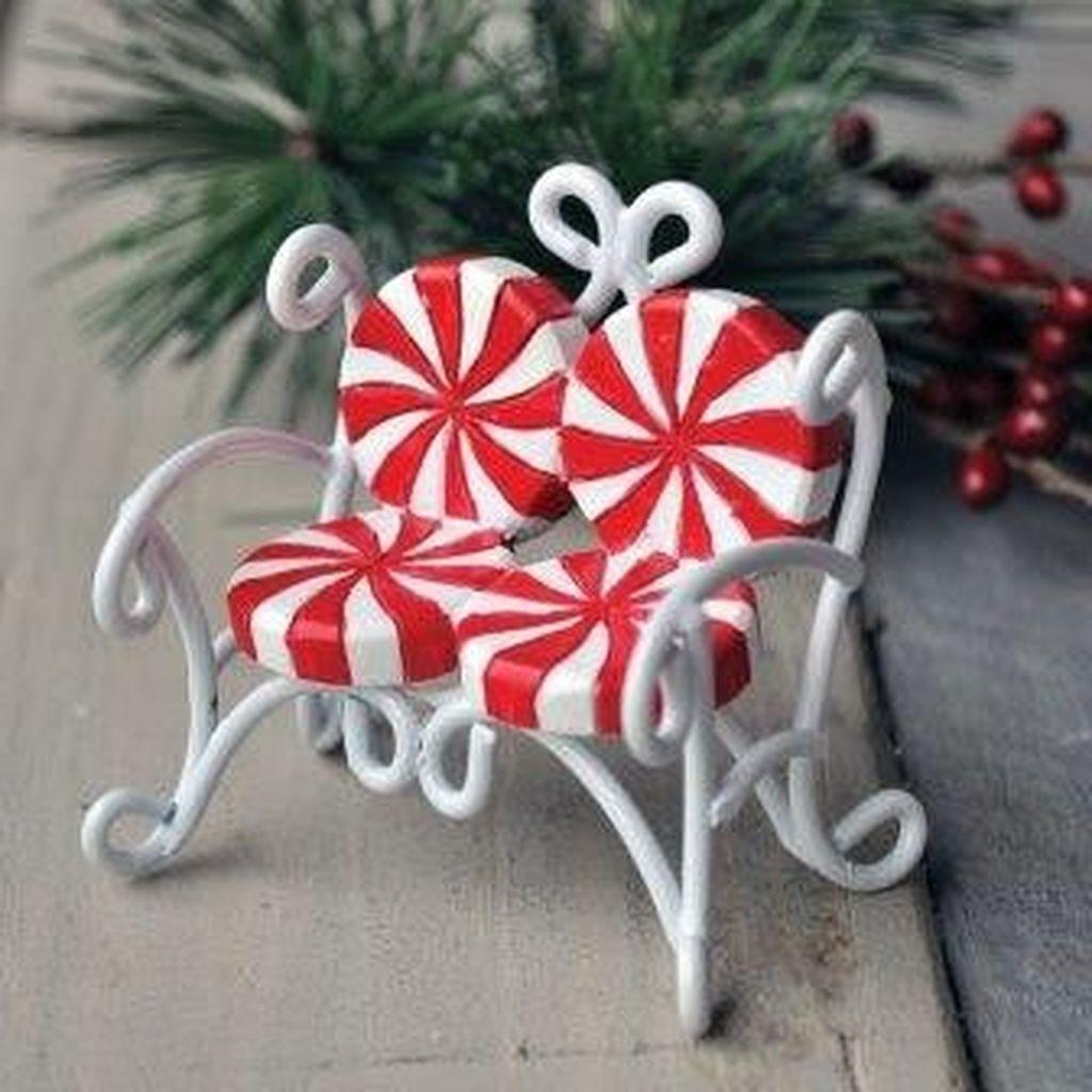 Pretty Diy Christmas Fairy Garden Ideas 14