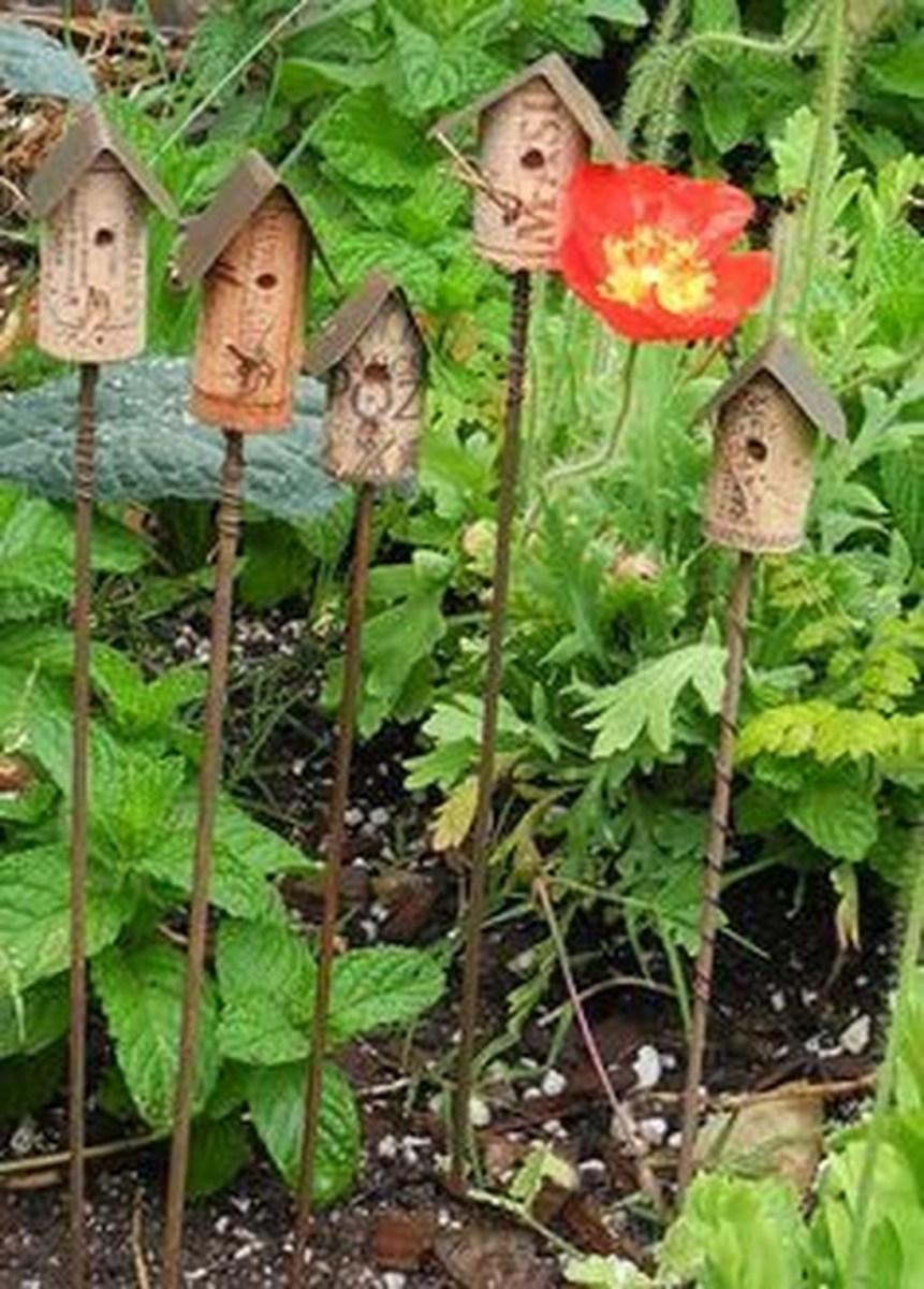 Pretty Diy Christmas Fairy Garden Ideas 35