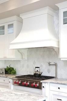 Pretty White Kitchen Backsplash Ideas 05