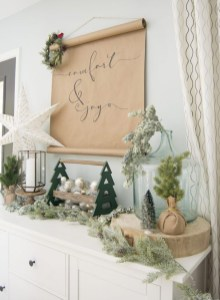 Simple Diy Christmas Home Decor Ideas 19