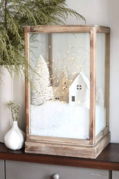 Simple Diy Christmas Home Decor Ideas 24