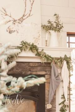 Simple Diy Christmas Home Decor Ideas 25
