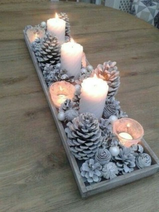 Simple Diy Christmas Home Decor Ideas 45