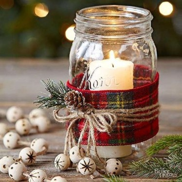 Simple Diy Christmas Home Decor Ideas 51