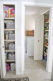 Simple Minimalist Pantry Organization Ideas 20