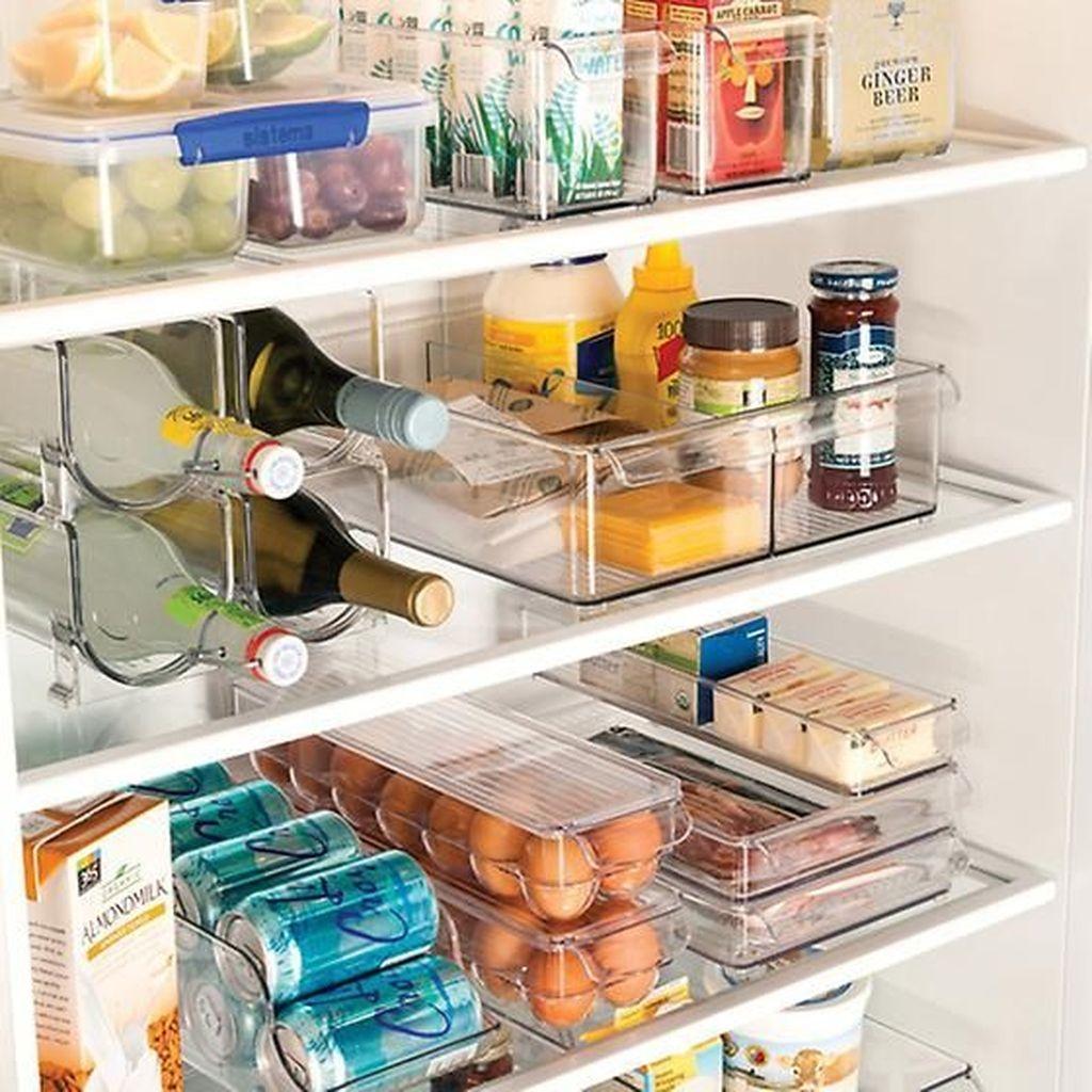 Simple Minimalist Pantry Organization Ideas 48