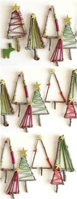 Wonderful Diy Christmas Crafts Ideas 16