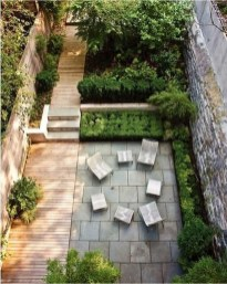 Attractive Small Patio Garden Design Ideas For Your Backyard 04