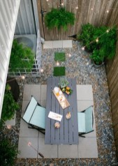 Attractive Small Patio Garden Design Ideas For Your Backyard 23