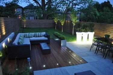 Attractive Small Patio Garden Design Ideas For Your Backyard 30