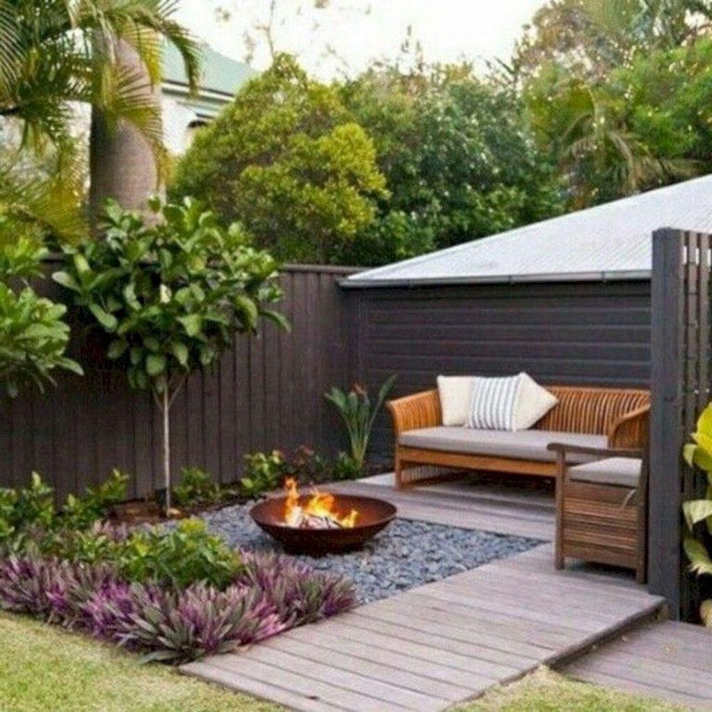 30+ Attractive Small Patio Garden Design Ideas For Your ... on Tiny Back Garden Ideas id=89867