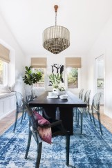 Awesome Bohemian Dining Room Design And Decor Ideas 24