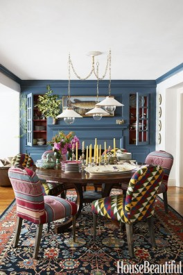 Awesome Bohemian Dining Room Design And Decor Ideas 48