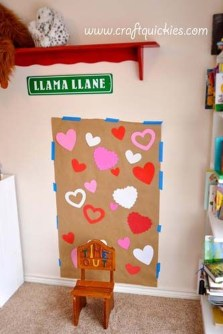 Awesome Classroom Party Decor Ideas For Valentines Day 31