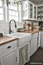 Awesome Farmhouse Kitchen Design Ideas 38