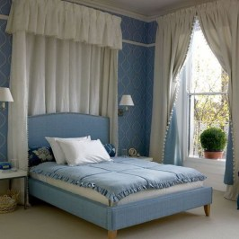 Casual Traditional Bedroom Designs Ideas For Home 12
