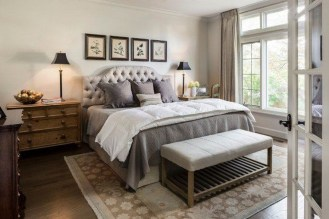 Casual Traditional Bedroom Designs Ideas For Home 15