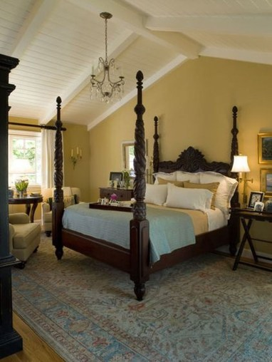 Casual Traditional Bedroom Designs Ideas For Home 56