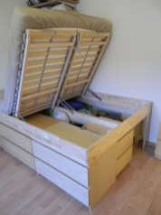 Creative Diy Bedroom Storage Ideas For Small Space 07