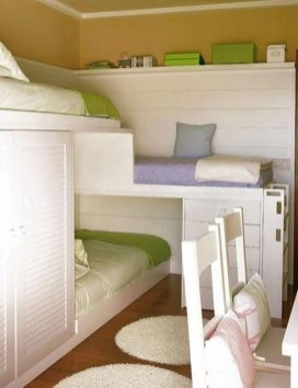 Creative Diy Bedroom Storage Ideas For Small Space 28